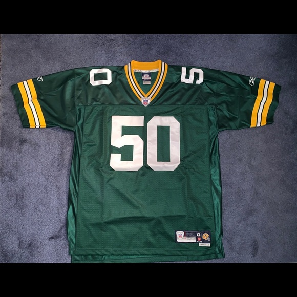 packers home jersey